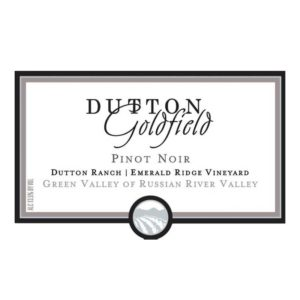 Dutton Pinot Noir Label