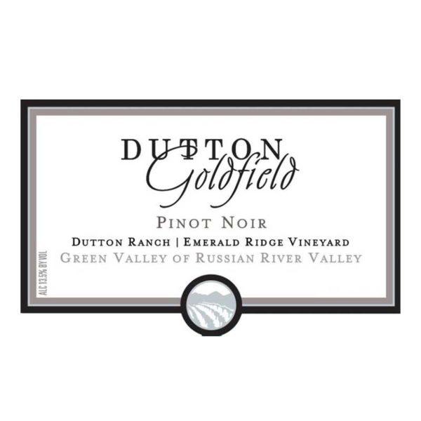 Dutton Pinot Noir Label